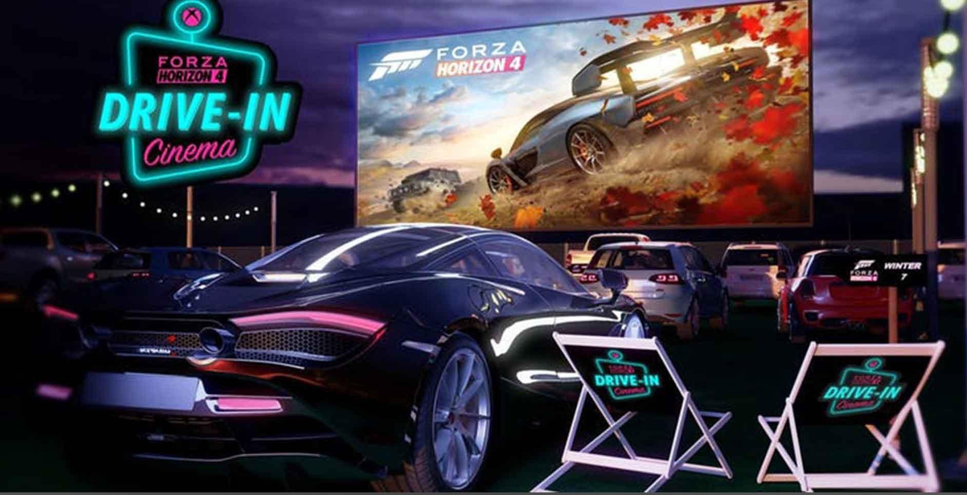 Dirt Car Racing Wallpaper Microsoft Australia Hosting Forza Horizon 4 Drive In Event