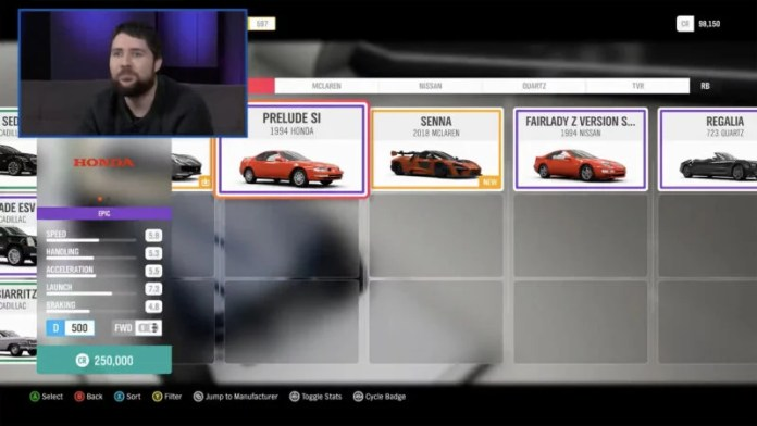 Forza Horizon 4 Series 6 Car Pass Revealed: TVR Griffith and