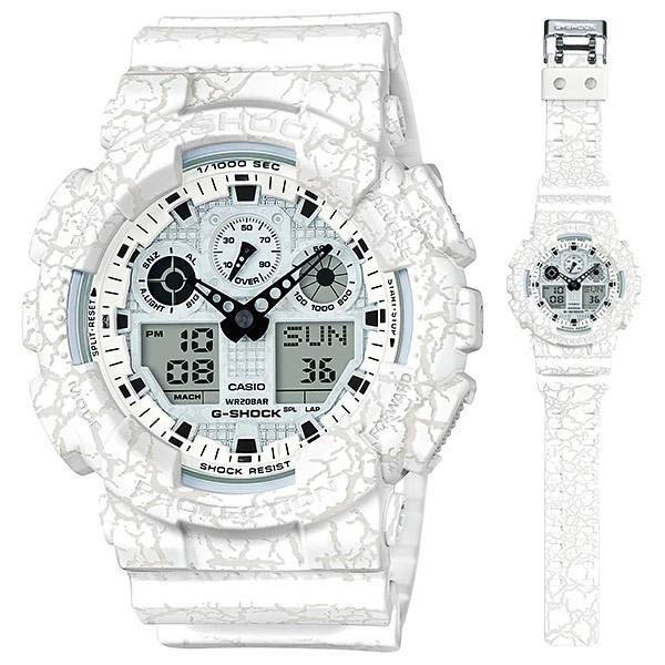 CASIO G-SHOCK GA-100CG-7A Analog Digital Watch [PRE]