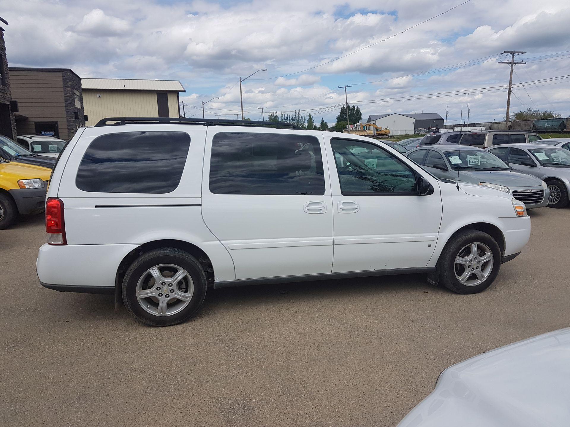 Chevrolet Uplander Lt Extended