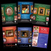 The complete Masonic Children & Family Services poster group.