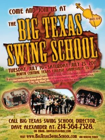 big-texas-swing-school-promotional-poster