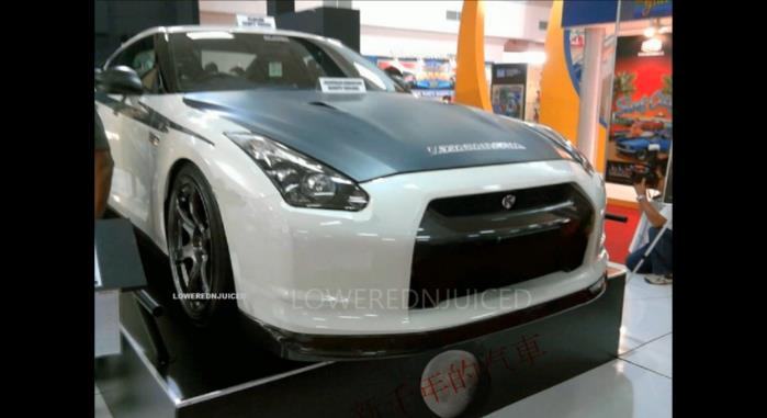 R35 replica made by New Millennium Motors in China... 中国の新千年的汽車なる業者がR35レプリカを作るとか・・・