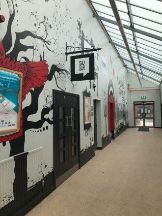 Internal wall art and signage