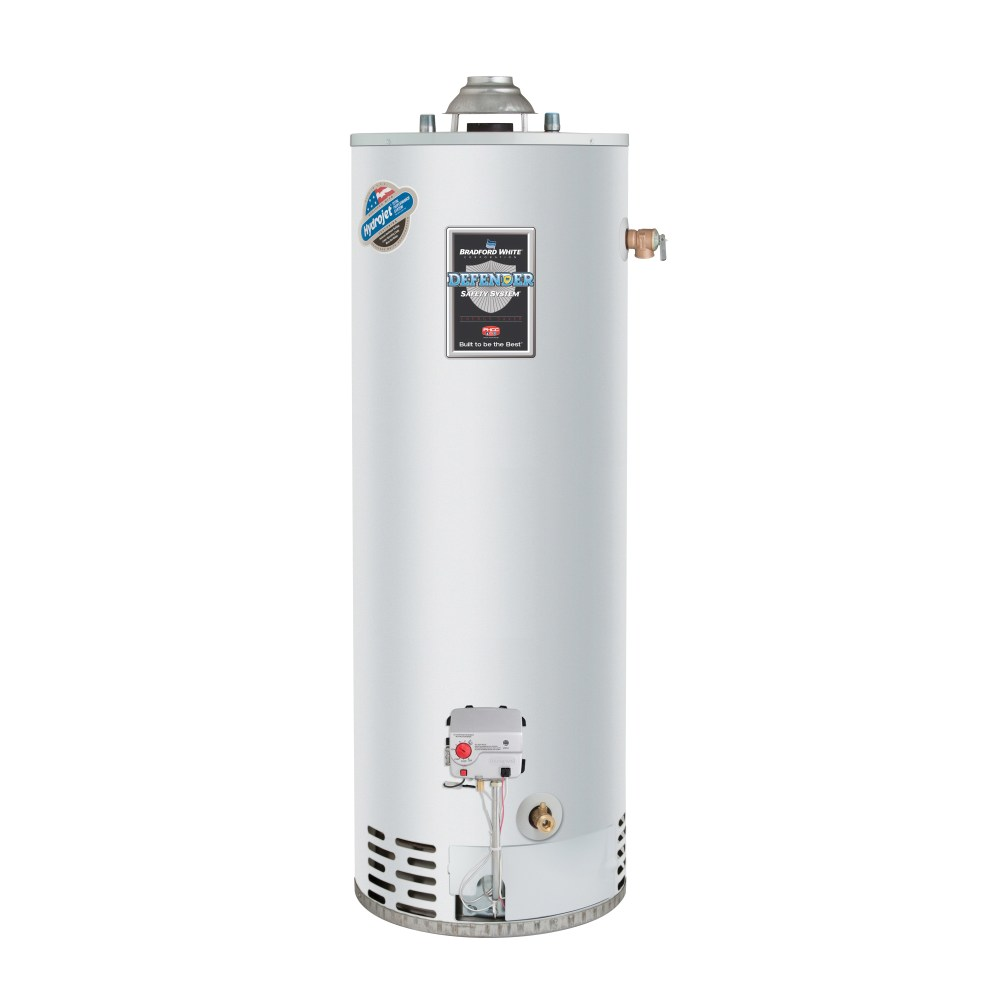 medium resolution of bradford white rg240t6n 40 gal defender safety system atmospheric vent energy saver natural gas tall water