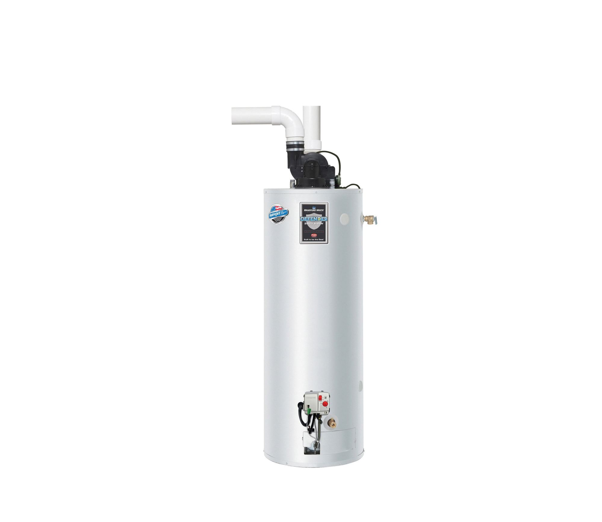 hight resolution of bradford white rg2pdv50h6n 48 gal high efficiency power direct vent natural gas water heater 60k