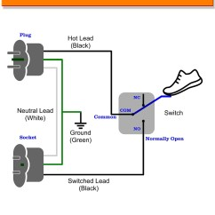 8 Ohm Wiring Diagram Caravan Australia Switch For Plug Diy Foot Gtsparkplugs