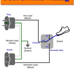 foot switch wiring diagram [ 840 x 1087 Pixel ]