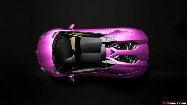 2013 Lamborghini Aventador Roadster Colors Photo 17