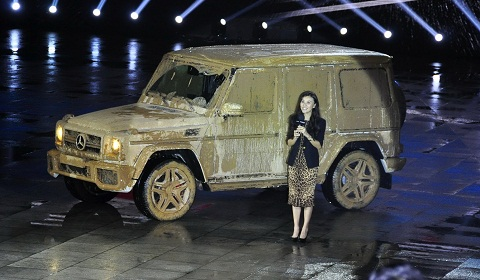 Mercedes-Benz G63 and G65 AMG Hit Chinese Market