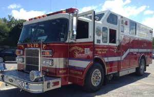 The GPS technology installed on all of Manhasset-Lakeville's fire trucks and ambulances should help reduce response time and accidents involving emergency vehicles.