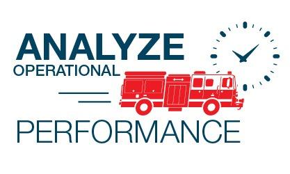 Analyze operational performance