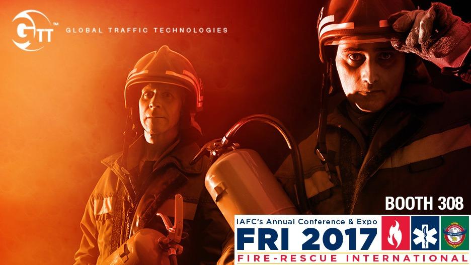 Gtt Attending Upcoming Fire Rescue International Fri
