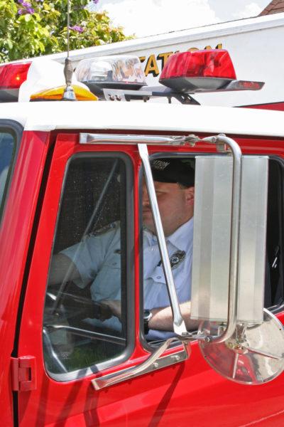 Plantation, FL emergency vehicle