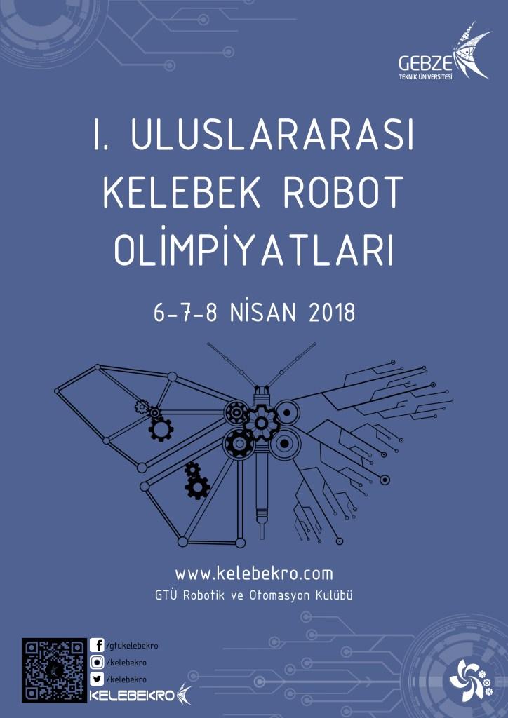 GTÜ KelebekRO Afişi