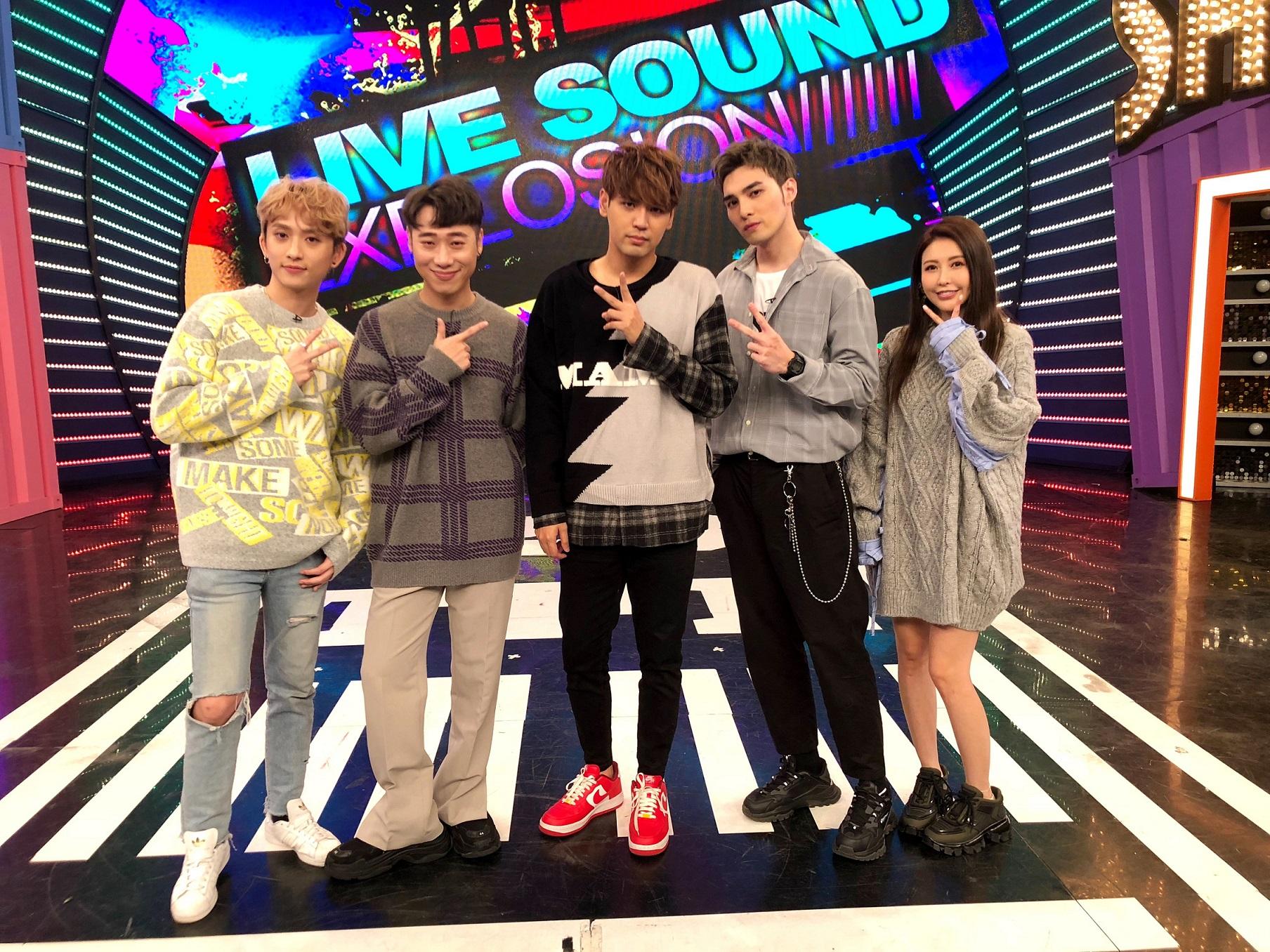 為了加入男團 「W0LF四堅情」 愷樂即興秀舞蹈 娛樂焦點 GTV八大電視