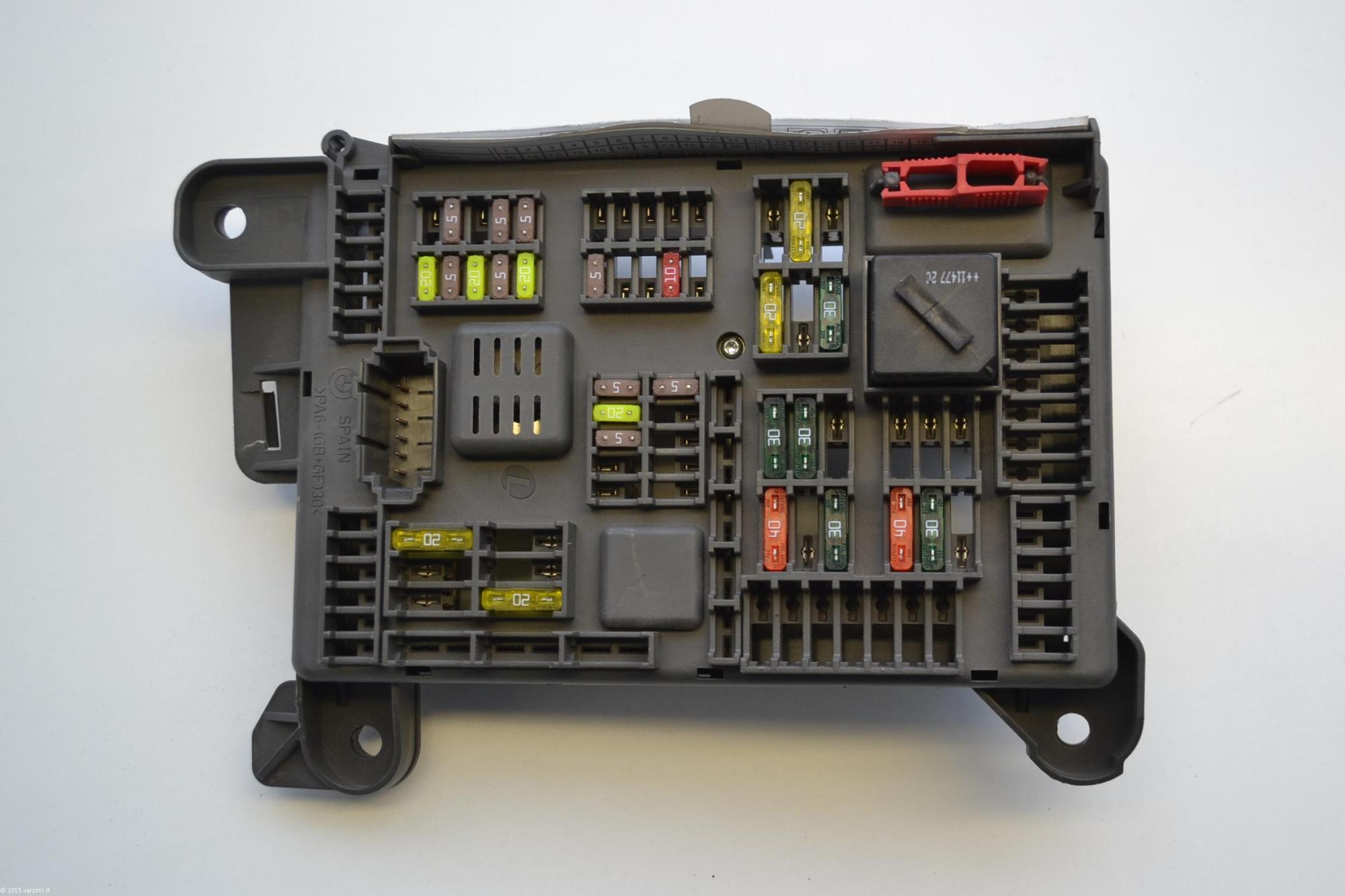 hight resolution of bmw x5 e70 2011 fuse box board module 518954021a 2011 bmw x5 fuse box location 2011 bmw x5 35d fuse box diagram