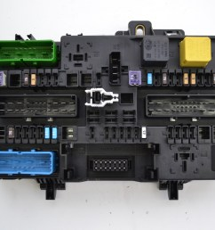 details about opel vauxhall astra h 2008 1 8 petrol fuse box comfort module 5dk008669 33 [ 2304 x 1536 Pixel ]