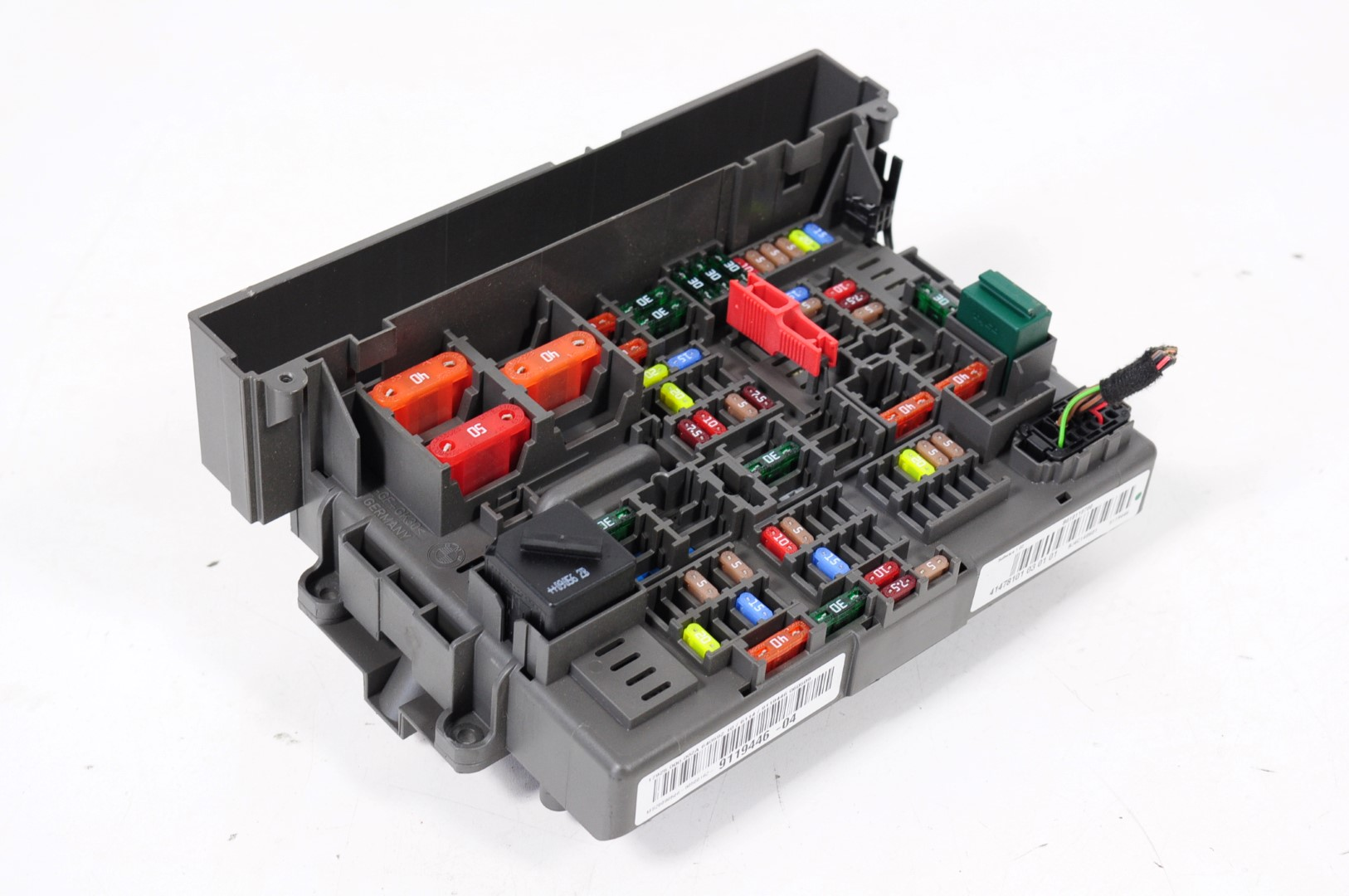 hight resolution of bmw 1 series e88 118d 2009 rhd power distribution fuse box 9119446