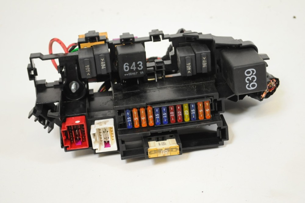 medium resolution of audi a5 8t 2 7 tdi 2009 rhd relay fuse box 8k2937503