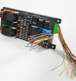 land rover discovery 2 7 td 4x4 2007 rhd fuse box relay body control yqe500420 [ 1626 x 1080 Pixel ]