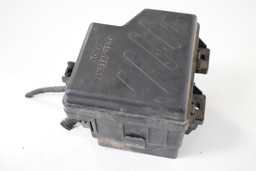small resolution of hyundai santa fe 2 2 crdi 2007 rhd relay fuse box with cover