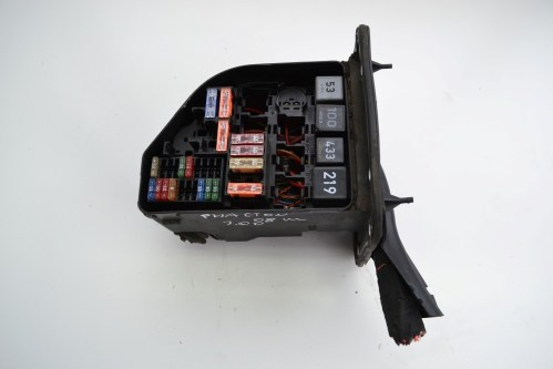 small resolution of details about 2008 vw phaeton fuse box relay unit module