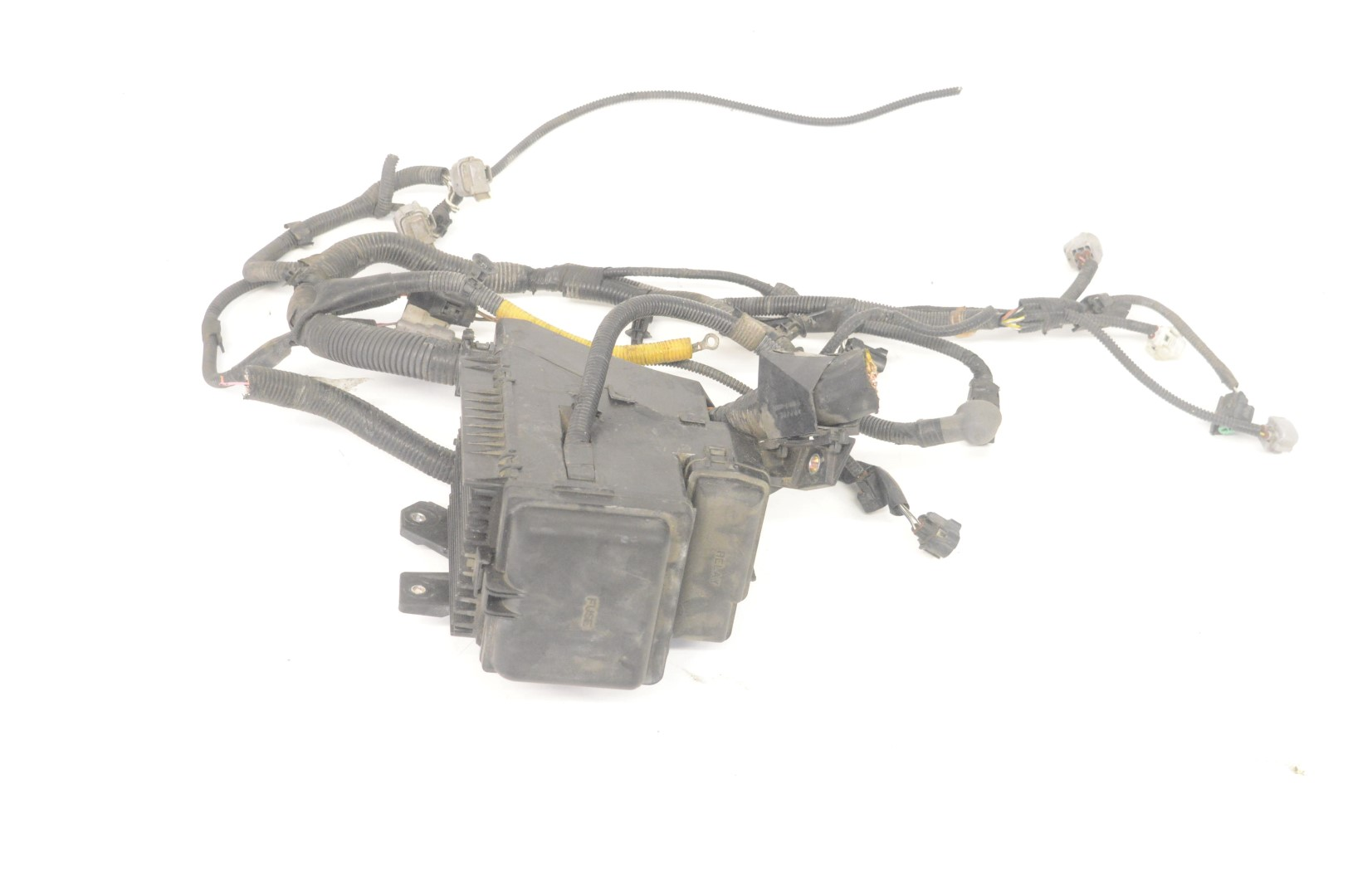 hight resolution of lexus rx 400h awd 2007 rhd relay fuse box 82815 48260