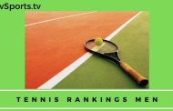 Tennis Rankings Men