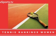 Tennis Rankings Women
