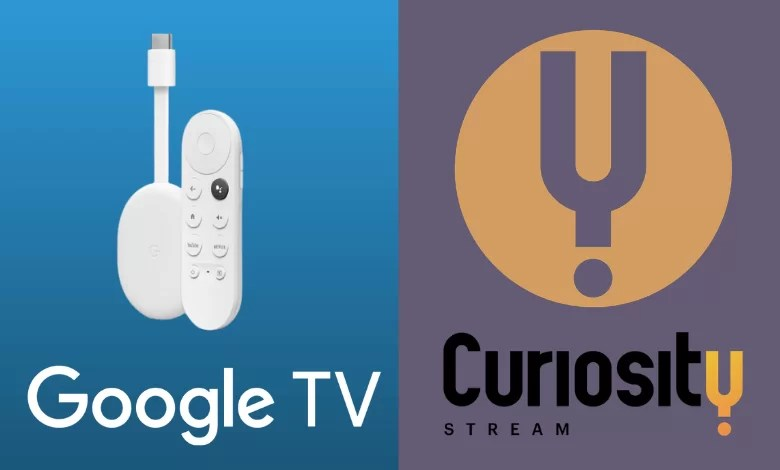 CuriosityStream on Google TV – Installation & Activation Guide