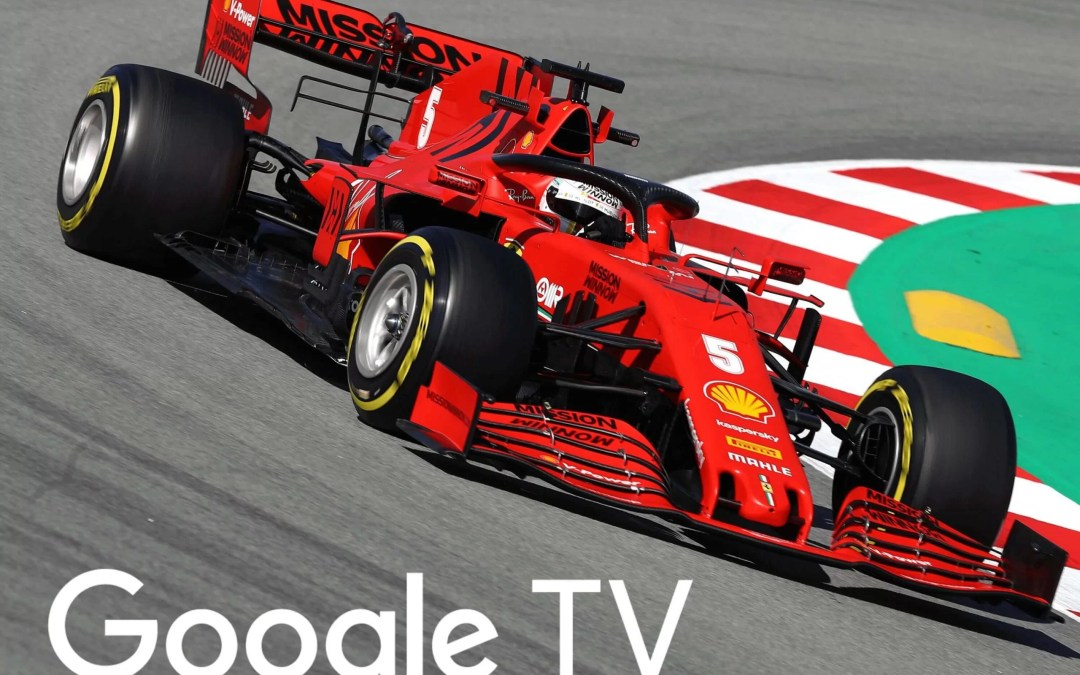 How to Watch F1 (Formula 1) Live on Google TV