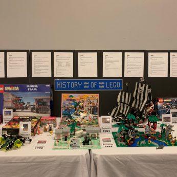 History of LEGO