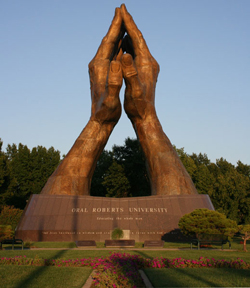 ORU Praying-Hands