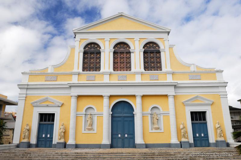 PointePitre  Visite touristique de la Guadeloupe
