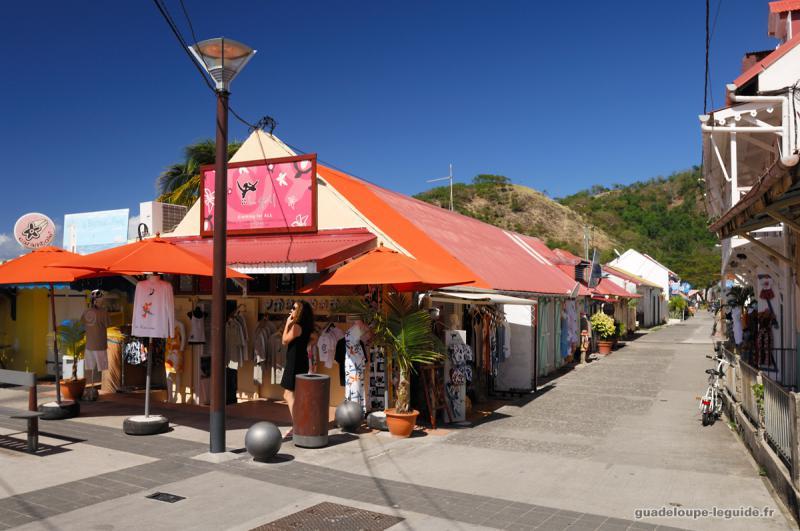Les Saintes  Ile de la Guadeloupe  Guide touristique