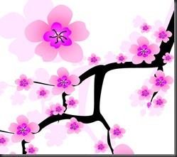 National Flower Series–East Asia 5–Taiwan Republic of China– Prunus Mume