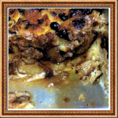 "Who Said Bread Puddings Must Be Prepared As Such…..Bread Puddings ""Reinvented"""