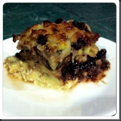 """Who Said Bread Puddings Must Be Prepared As Such…..Bread Puddings """"Reinvented"""""""