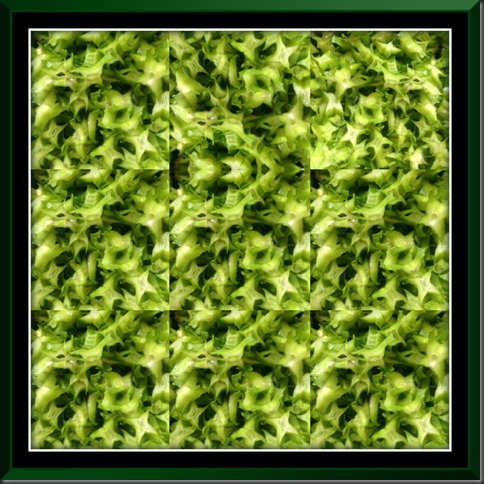 Green, Green, Green! You Made My Head Spinning….
