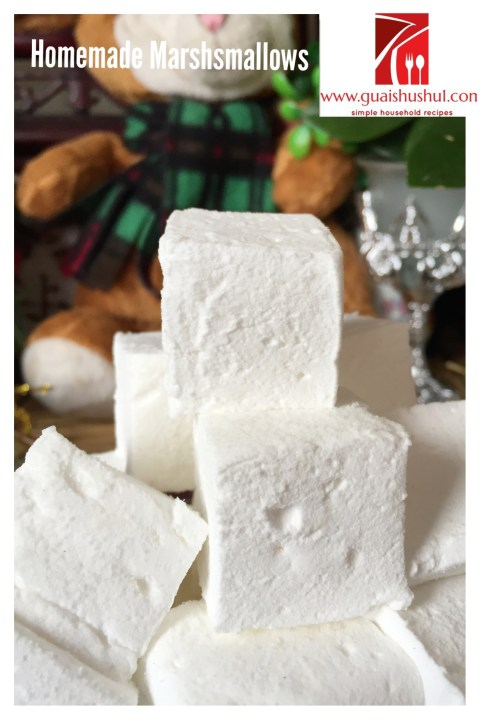 Out Of Gift Ideas This Christmas? Try Some Homemade Marshmallows