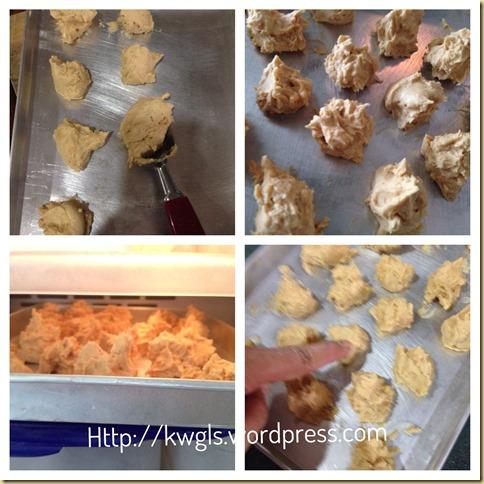 Peanut Butter Almond Balls (花生酱杏仁球)