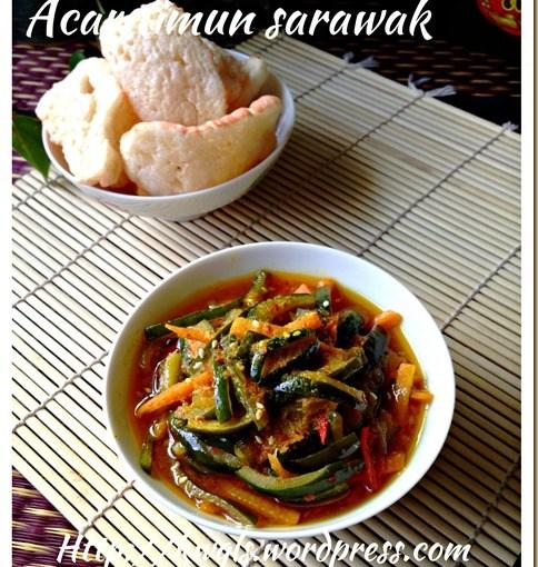Special Compilation of Sarawak Unique and Popular Cuisines