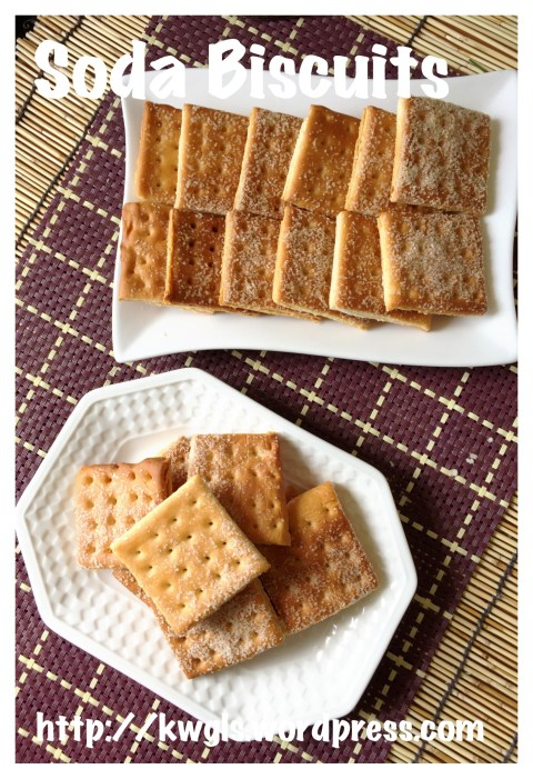 It Is Fun To Have Some Home Made Saltine Crackers–Oregano Sesame Soda Crackers