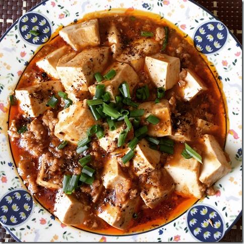 Sichuan Recipe: Mapo Tofu (麻婆豆腐)