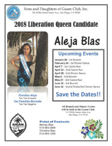Aleja's Events