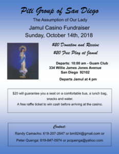 Piti - Oct 14th Jamul Run