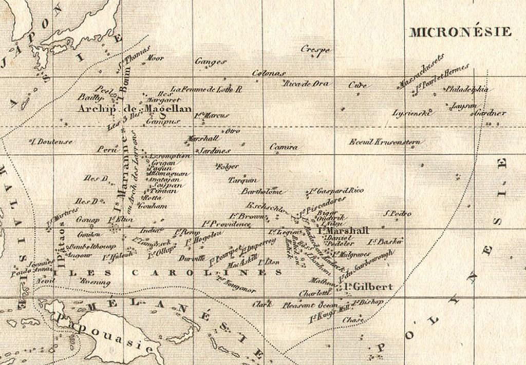 Classique Map