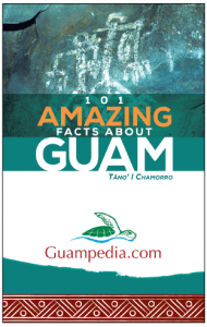 101 Amazing Facts About Guam, Book Cover