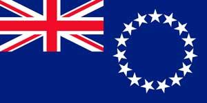 Flag of Cook Islands